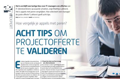 objectief inzicht in productiviteitsontwikkeling sourcing partners